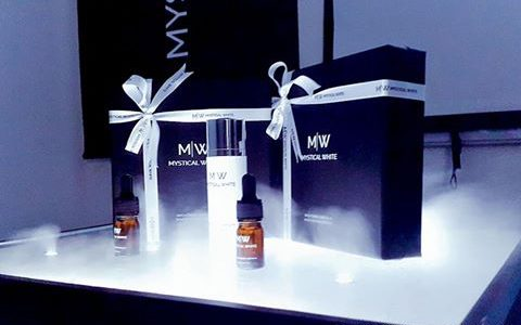 Mystical White Soft Launching