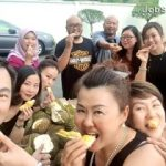 Car Park Party! Dieting with Musang King